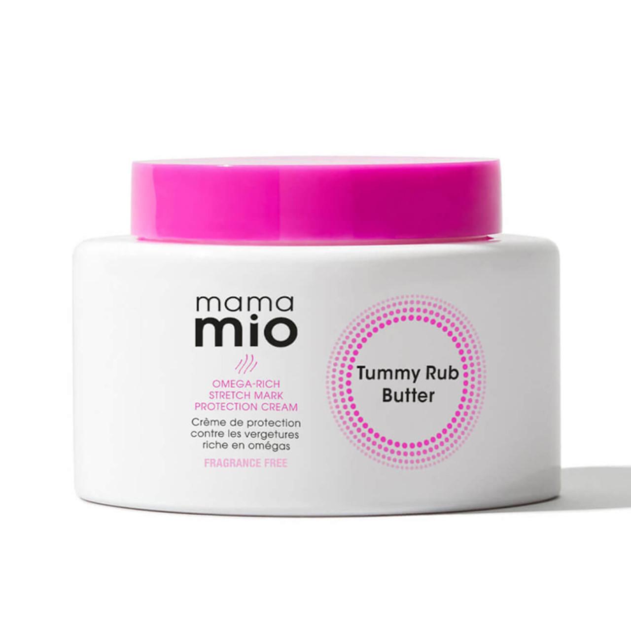 Mama Mio Tummy Rub Butter - Fragrance Free