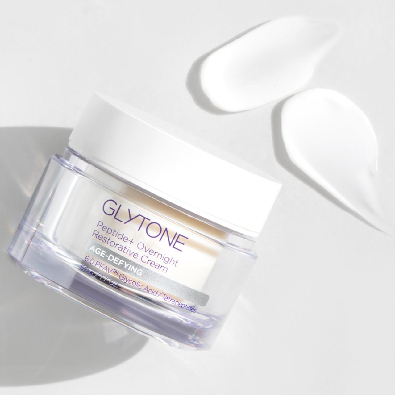 Glytone Age Defying Peptide+ Overnight Restorative Cream
