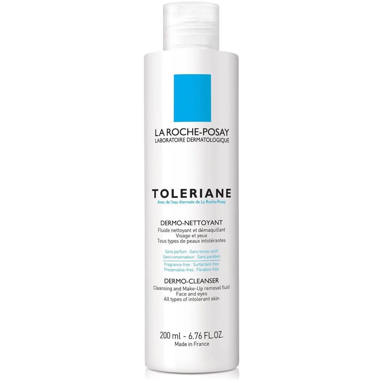 La Roche Posay Toleriane Dermo-Cleanser BeautifiedYou.com