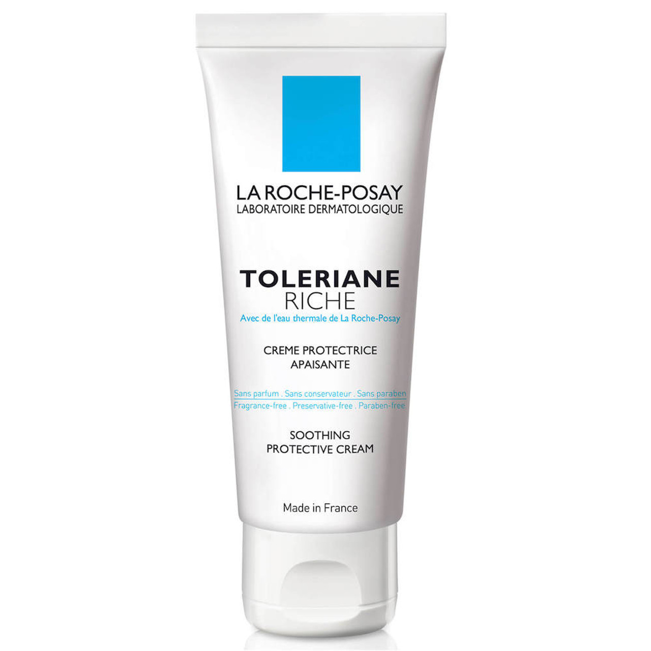 La Roche Posay Toleriane Riche Soothing Protective Cream For Very Dry Skin (discontinued) BeautifiedYou.com