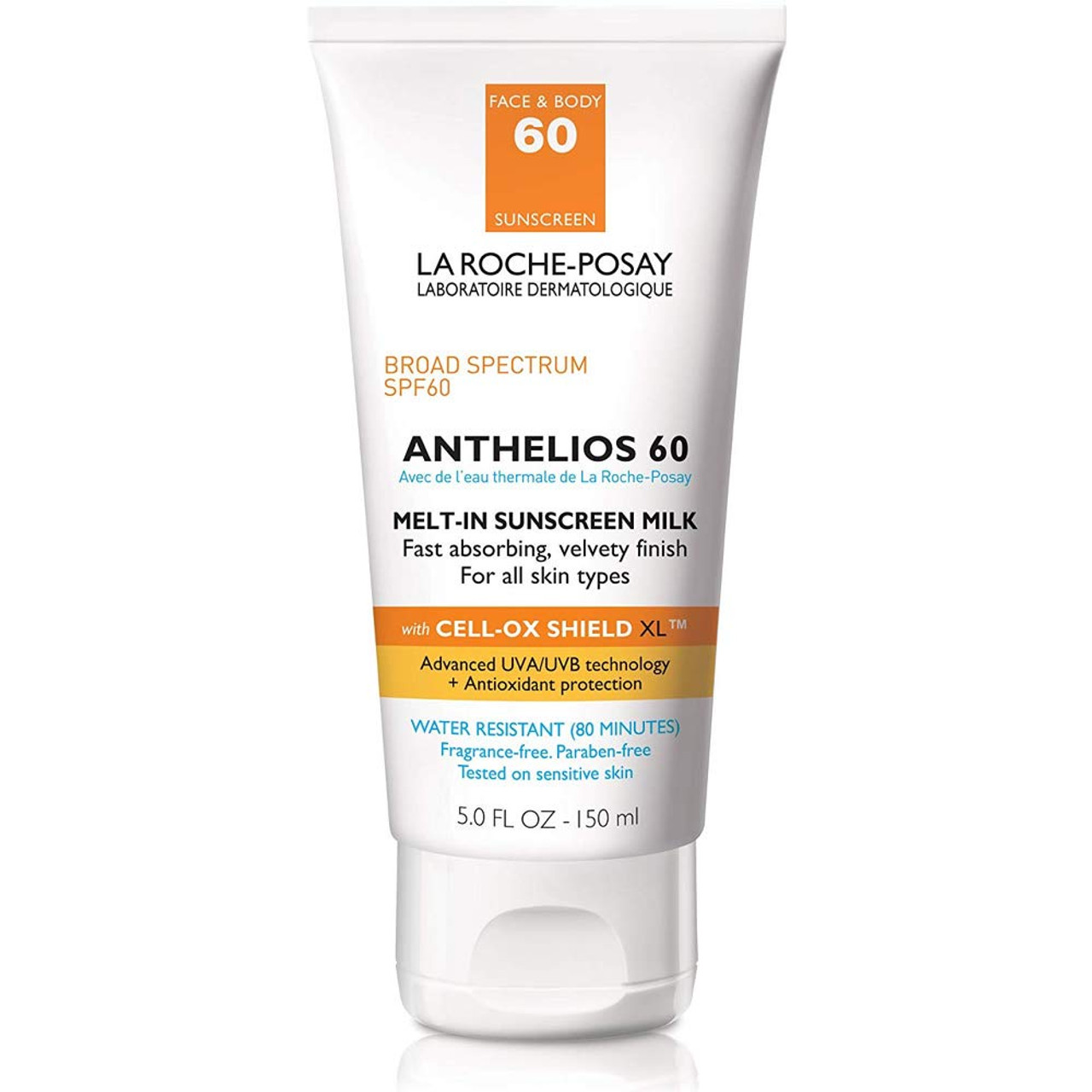 La Roche Posay Anthelios Melt-In Sunscreen Milk SPF 60