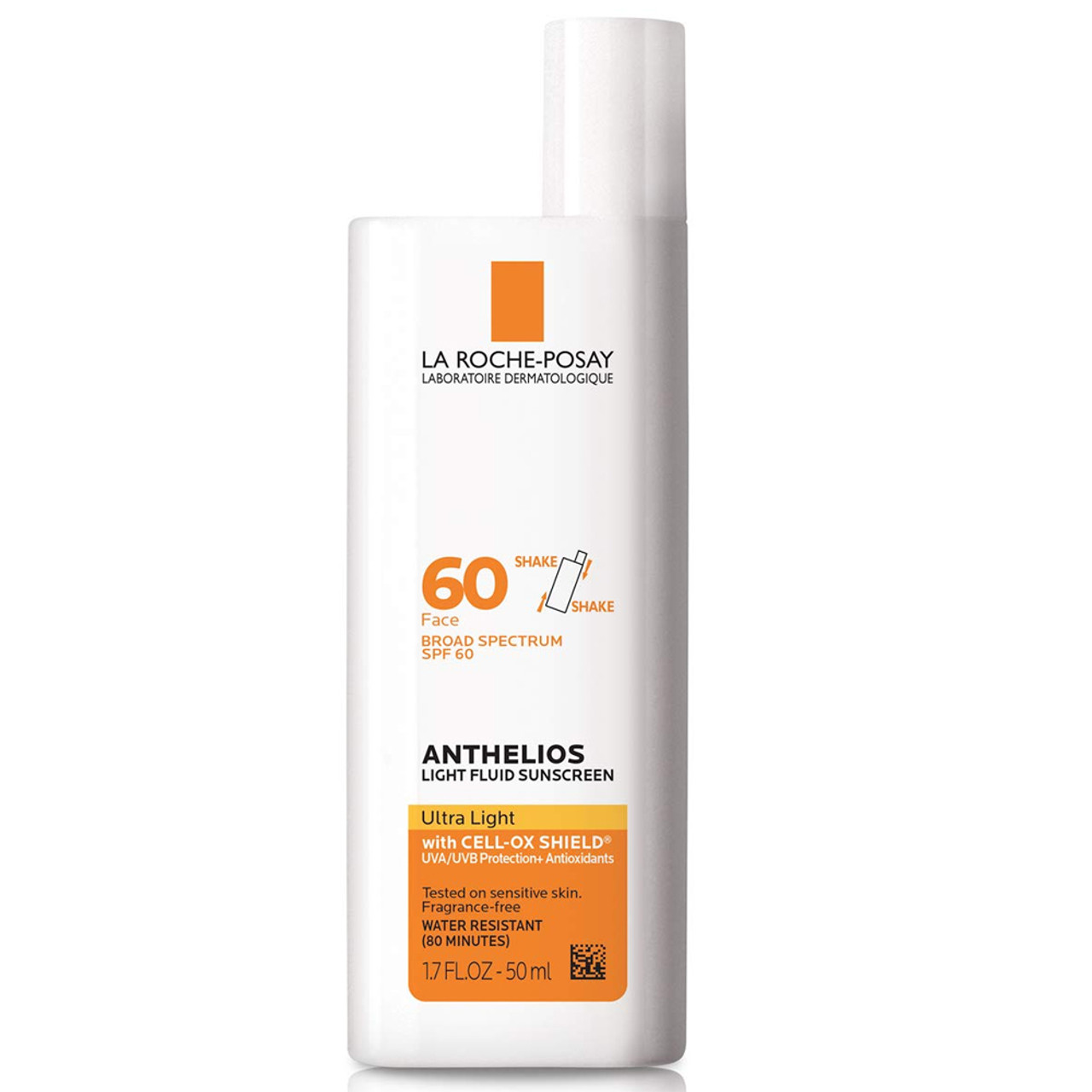 La Roche Posay Anthelios Ultra Light Fluid Facial Sunscreen SPF 60