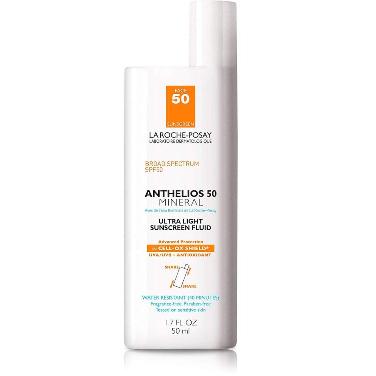 La Roche Posay Anthelios Mineral Sunscreen SPF 50 BeautifiedYou.com