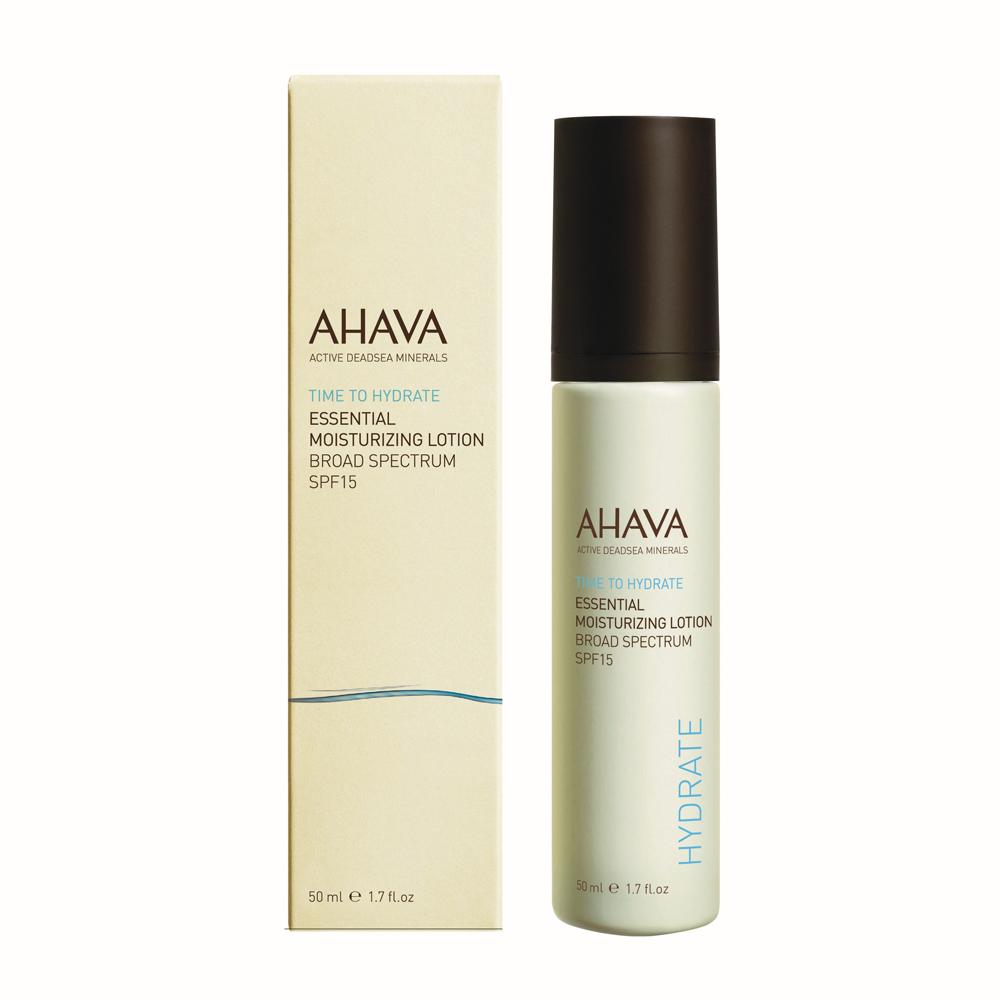 AHAVA Essential Moisture Lotion Spf 15