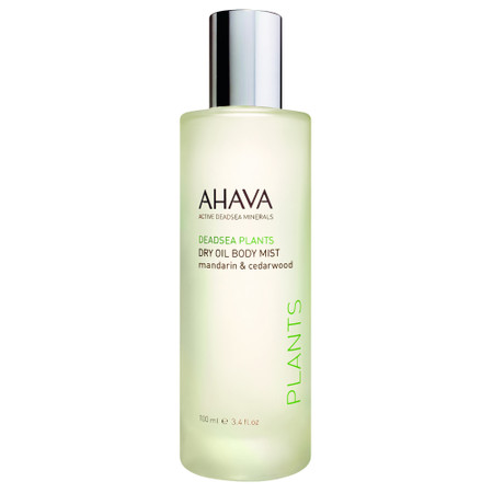 AHAVA Dry Oil Body Mist Mandarin Cedarwood