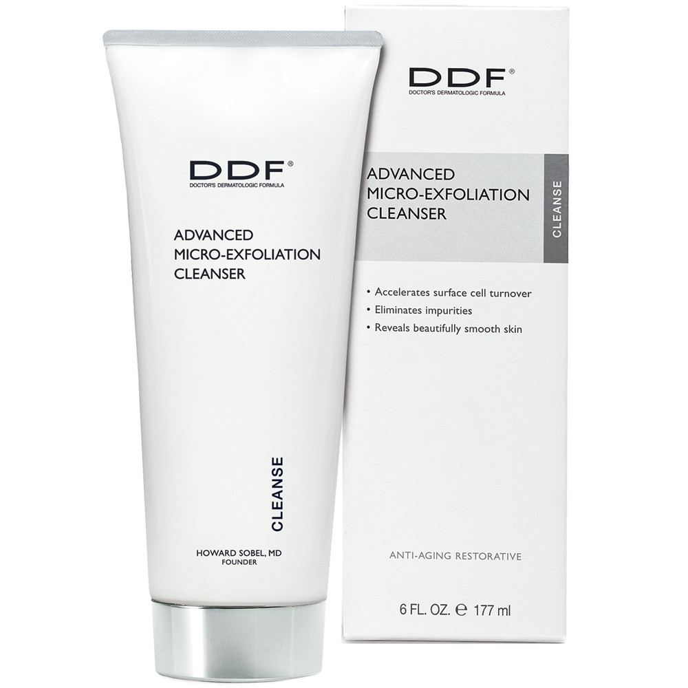 DDF Advanced Micro-Exfoliation Cleanser