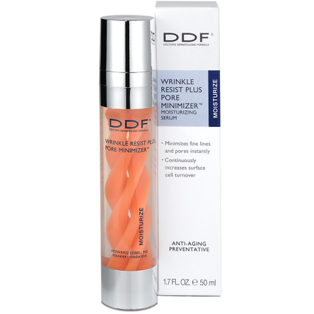 DDF Wrinkle Resist Plus Pore Minimizer Moisturing Serum