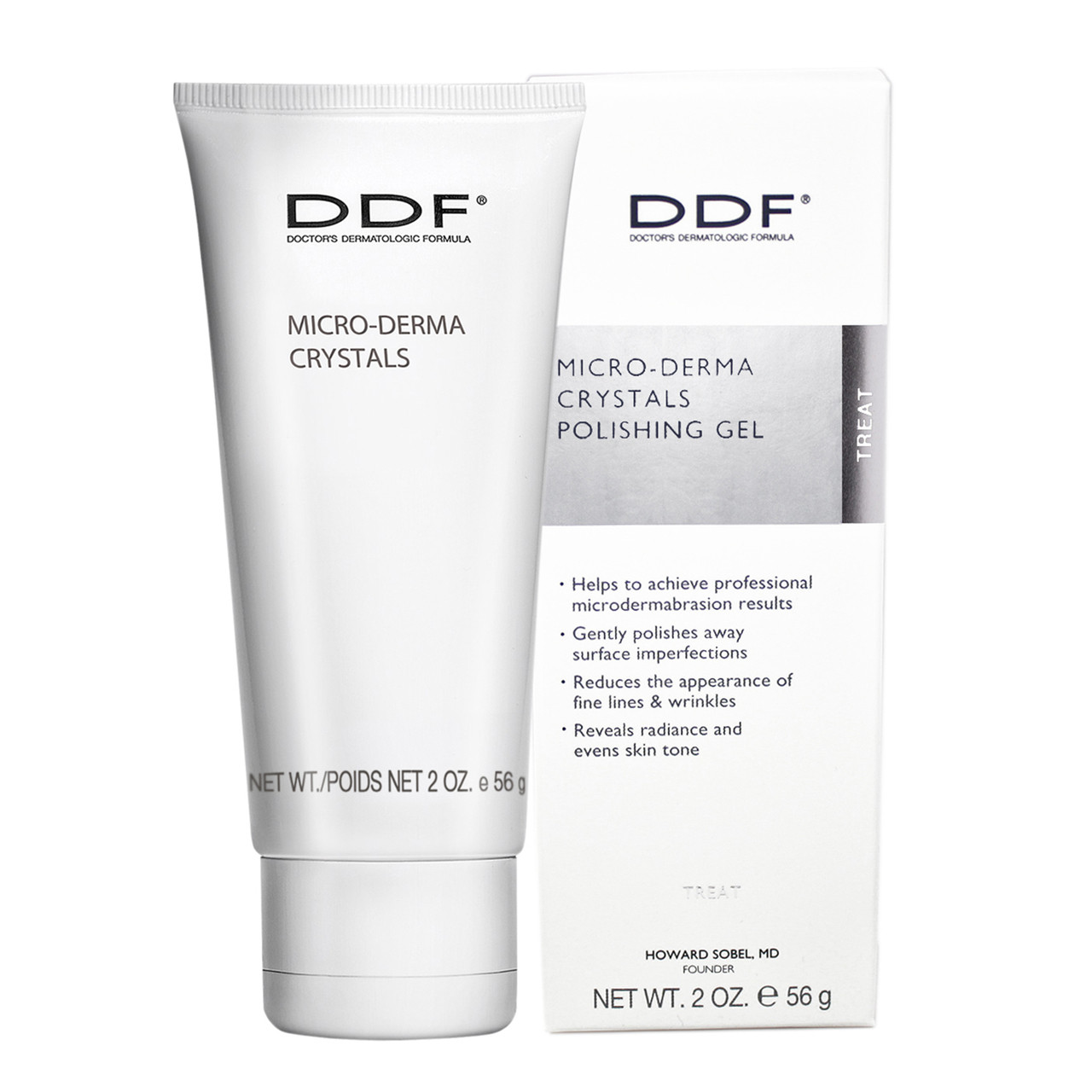 DDF Micro-Derma Crystals Polishing Gel