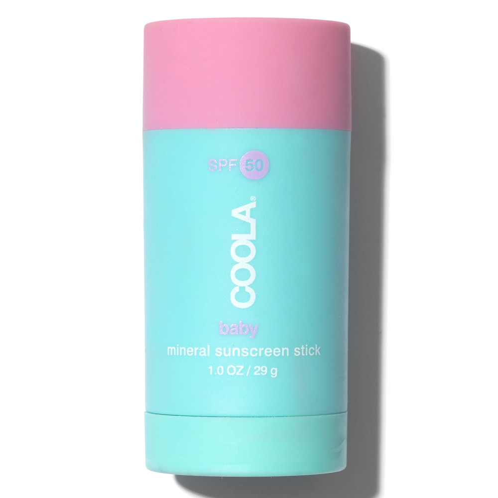 Coola Mineral Baby SPF50 Stick Unscented
