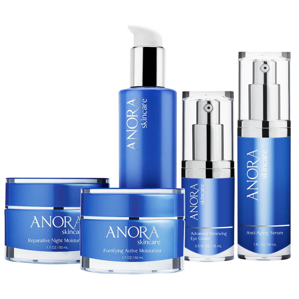 Anora Skincare Gift Set