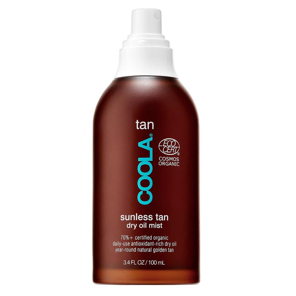 Coola Sunless Tan Dry Oil Body Mist