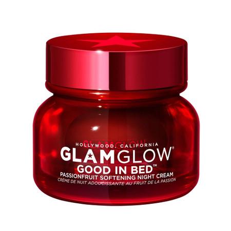 "GlamGlow Good In Bedâ""¢ Passionfruit Softening Night Cream"