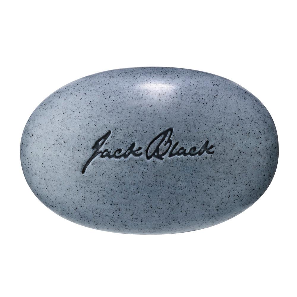 Jack Black Charcoal Body Bar Massaging Soap In Gray