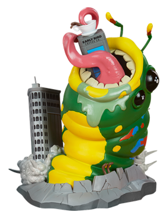 Wrath of Wormzilla! by Unruly Industries