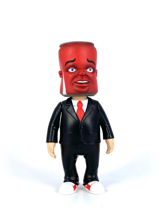 Coke Head by Bob Dob