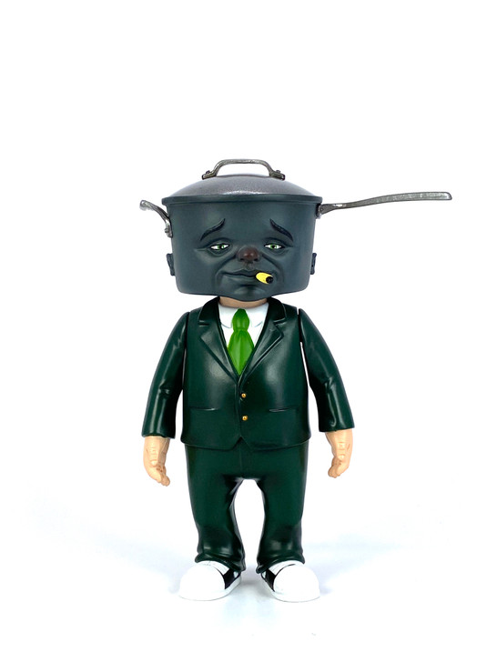 Pot Head by Bob Dob