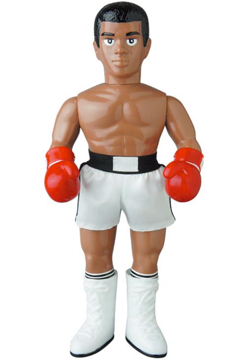 Medicom Soft Vinyl Fighting Series: Muhammad Ali
