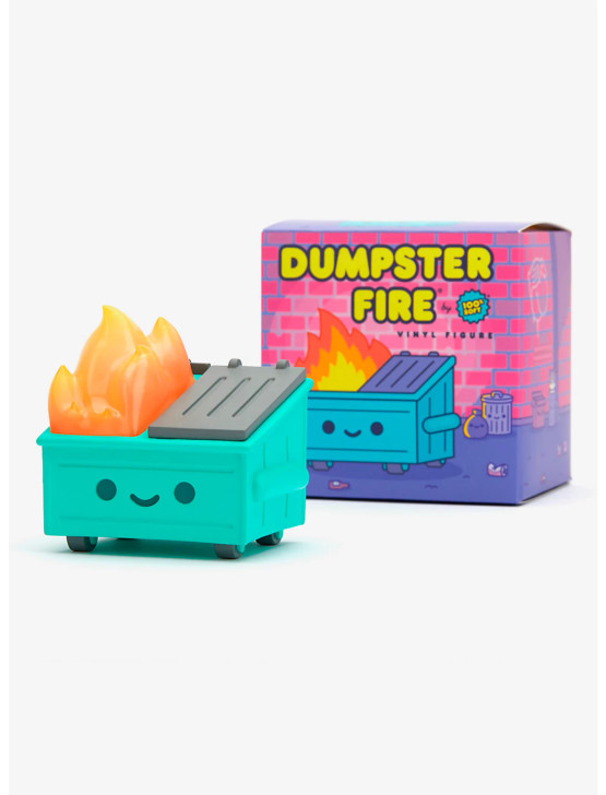 Dumpster Fire Night Light
