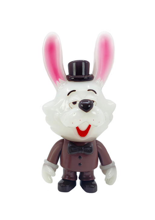 Large Swing Bunny  by Swing Toys Choco Edition DCon Exclusive