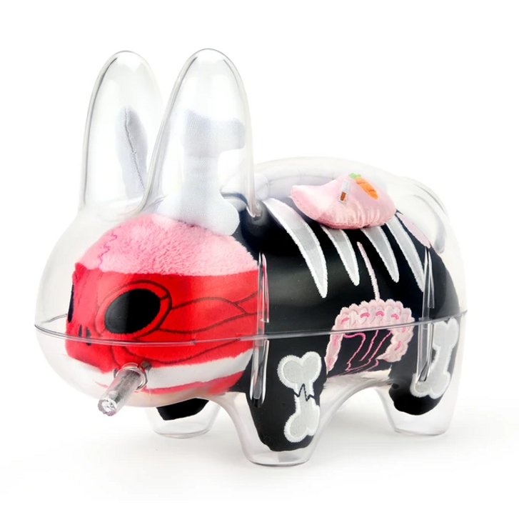 The Visible Labbit Art Toy by Frank Kozik