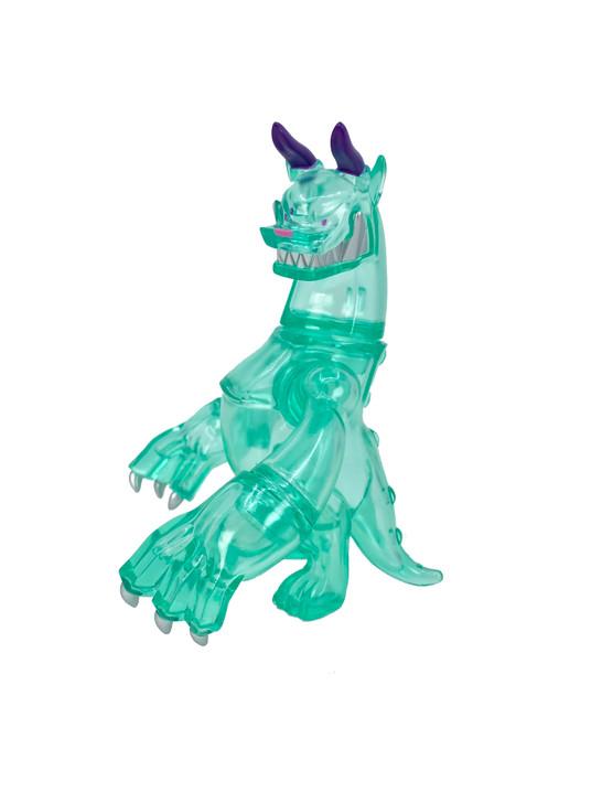 Touma Hound Dragon Clear Aqua Edition