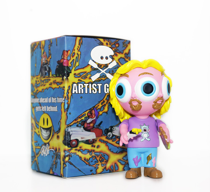 Ron English Artist Gnome OG