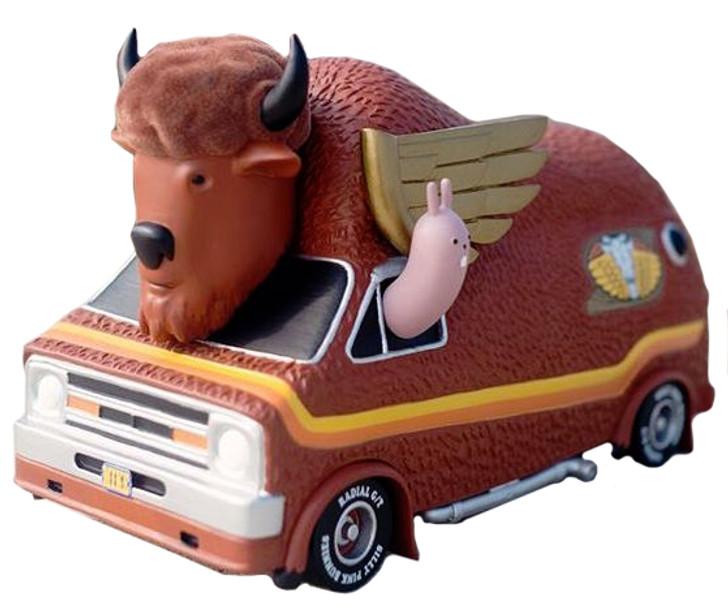 Jeremy Fish's Bison Van OG Edition