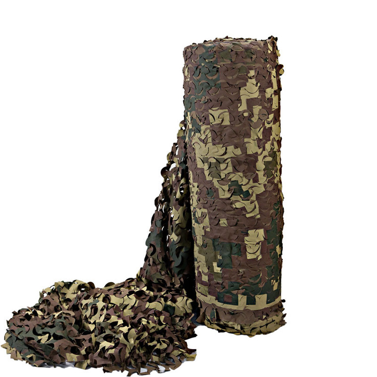 Flyway Camo Netting - UltraLite, 3D - Bulk Roll