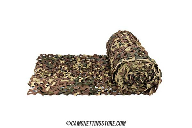 Flyway Camo Netting by the Foot