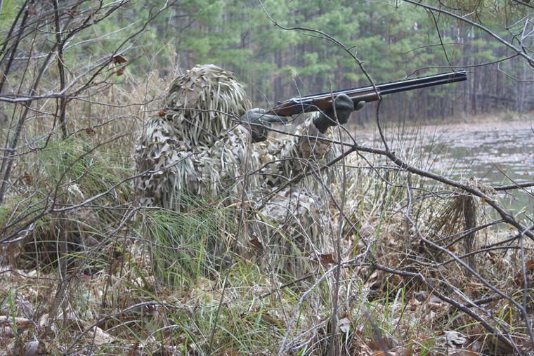 Jackal 3D Sniper Suit