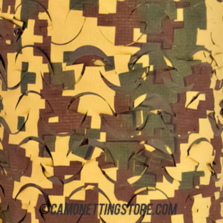 Dead Duck Netting - Pattern Closeup