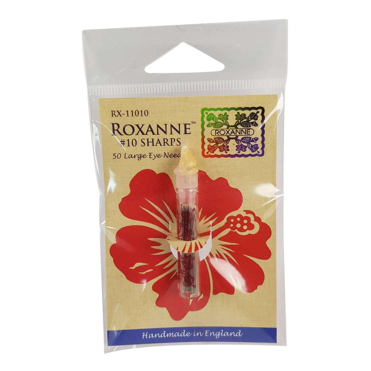 Colonial Needle Roxanne Betweens Large Eye Needles Size 10 50 Count