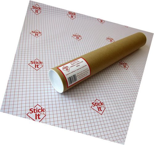 Stick It Lampshade Material (Tube) PVC Roll 50cm x 146cm