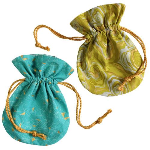 Money Bags Pattern Designed by Emma Jean Jansen