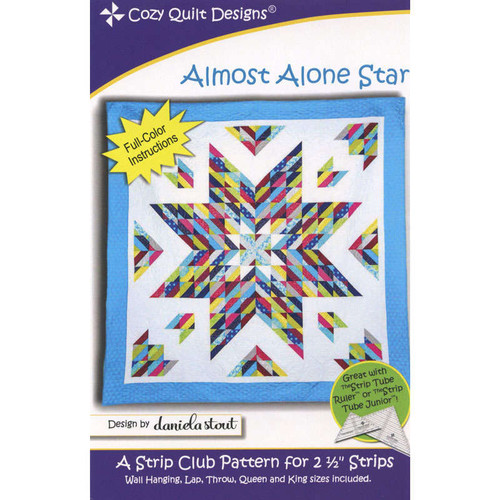 Almost Lone Star Quilt Pattern By Cozy Quilt Designs