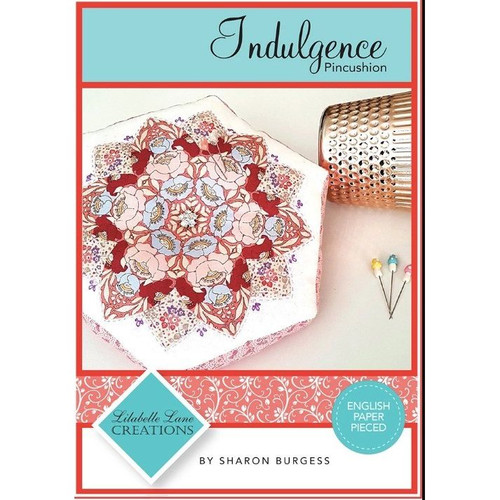 Indulgence Pincushion Pattern by Lilabelle Lane Creations - Creative Card