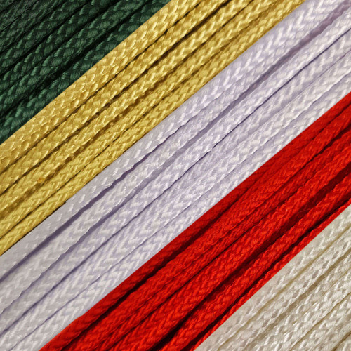 Decorative Cord 5 Colours 7mm x 5 Meters