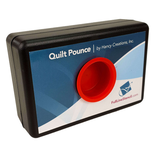 Quilt Pounce Pad/Box Only By Hancys Creation