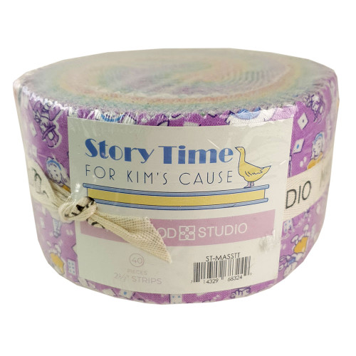 Maywood Studio Story Time 2.5 Inch Strips For Kims Cause