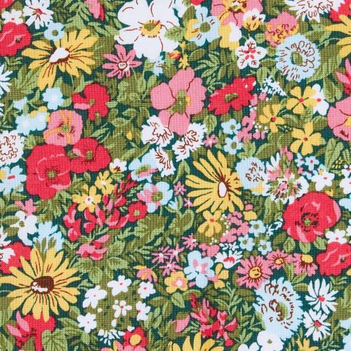 Liberty of London - Flowershow Midsummer Collection - Malvern Meadow