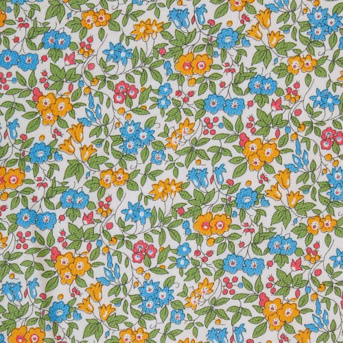 Liberty of London - Flowershow Midsummer Collection - Forget Me Not D