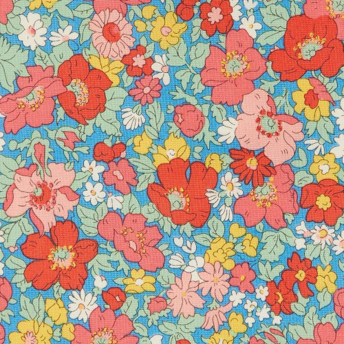 Liberty of London - Flowershow Midsummer Collection - Cosmos Flowers