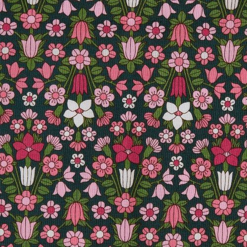 Liberty of London - Flowershow Midsummer Collection - Hampstead Meadow B