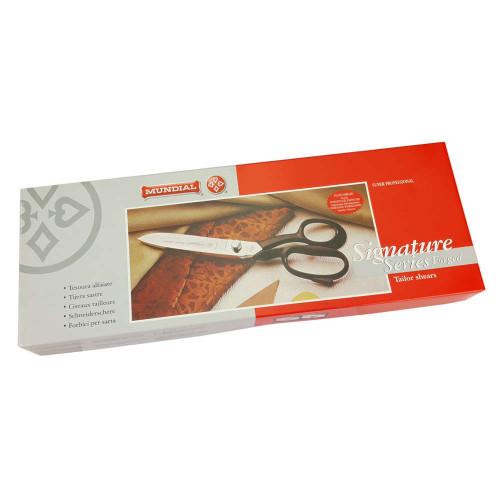 Mundial Scissors Heavy Duty Tailors Shears 10in - 25cm