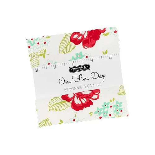 Moda One Fine Day Charm Square  By Bonnie & Camille
