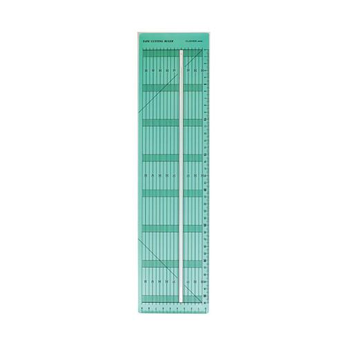 Clover Bias Tape Cutting Ruler (Inch)