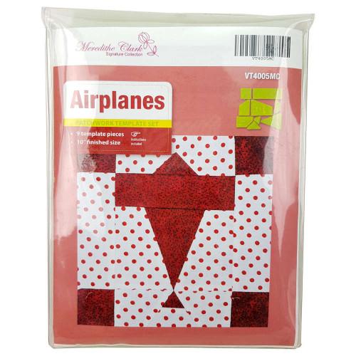 Matildas Own Airplanes Template Set By Meredithe Clark