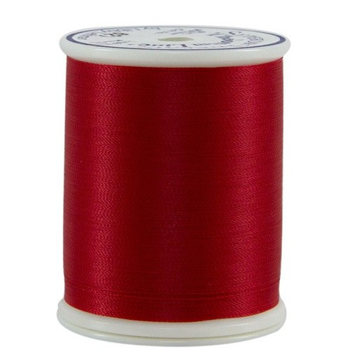 Bottom Line Superior Threads 60wt BRIGHT RED #627 1300m Made in Japan