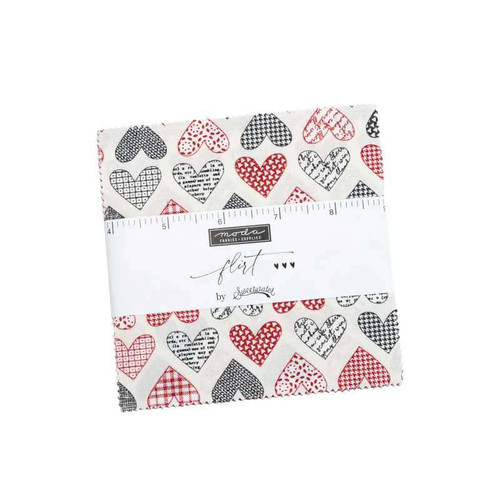 Moda Flirt Charm Square By Sweetwater