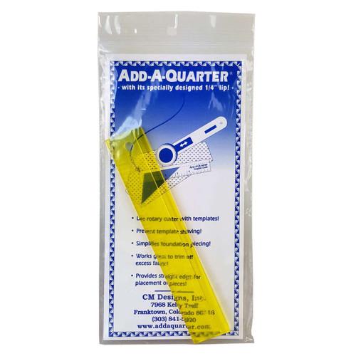 Add A Quarter Ruler 6 Inch